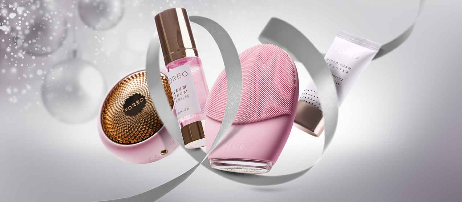 Foreo winter skincare tips