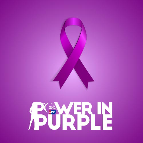 Power in Purple LV donate now Eve Dawes