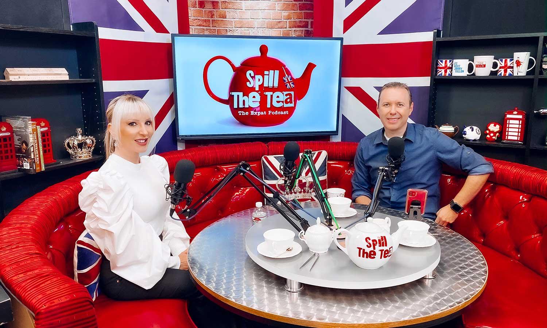 Eve Dawes Dawes Custom Cosmetics New Podcast Spill The Tea