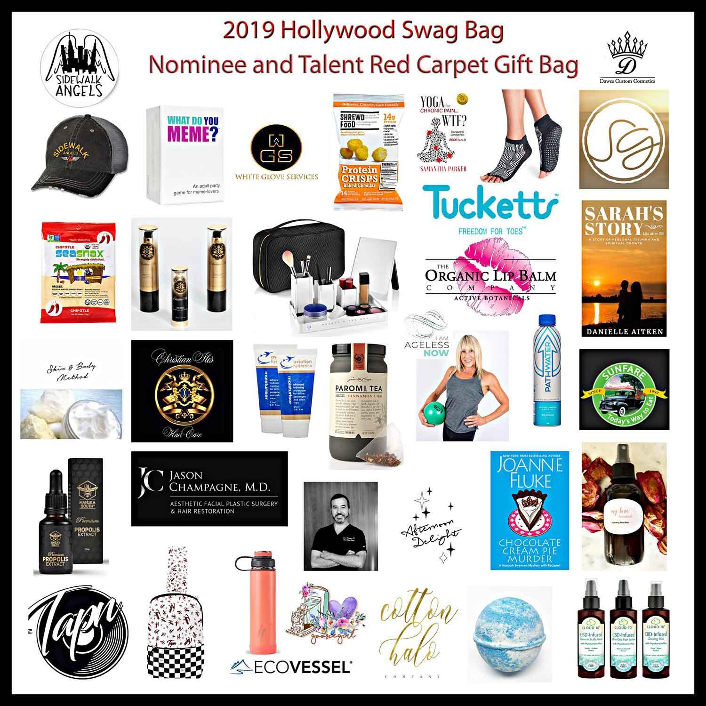 2019 Hollywood Swag Bag Emmys